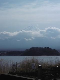 ☆見えたよ見えた!富士山みえた(<br />  ^O^)/